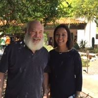 Dr. Andrew Weil and I