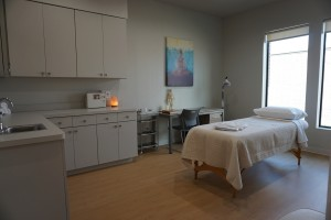 RESTORE Acupuncture Room